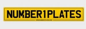 Number1Plates promo codes