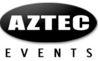 Aztec Events promo codes