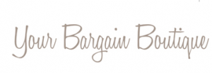 Your Bargain Boutique promo codes