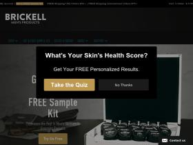 Brickell Men's Products promo codes