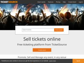 Ticketsource promo codes