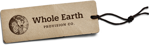 Whole Earth Provision promo codes